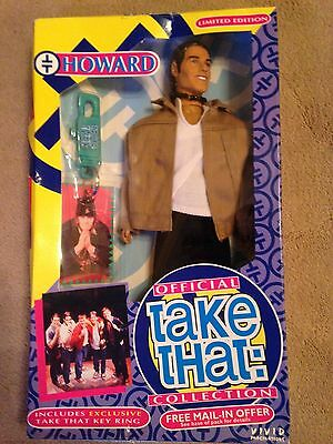 Take That Doll Howard Rare Official