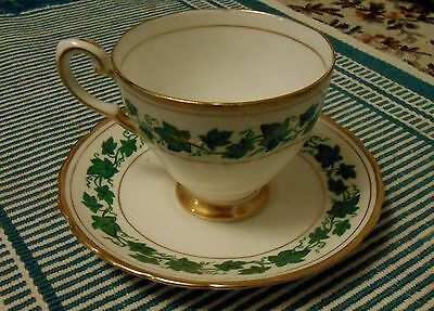 Dorset Tuscan Coffee Cup & Saucer / Harrods