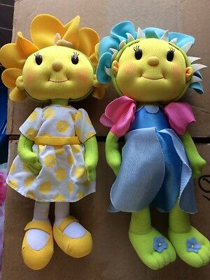 Fifi And The Flowerpots Soft Toys