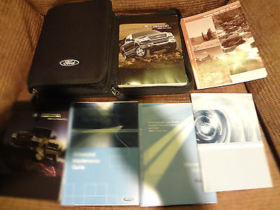 2007 Ford F150 Owners Manual Set