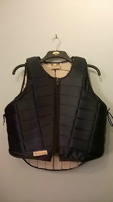 Adults Large Short Back Racesafe 2010 Body Protector
