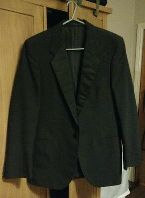 Tuxedo formal suit Jacket 38 inches