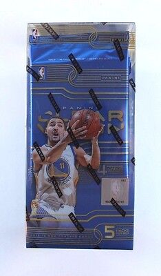 2015-16 Panini Clear Vision Basketball Hobby Box BRAND NEW & FACTORY SEALED!