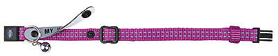 TRIXIE My Home REFLECTIVESafety Cat Collars Bell - No Pet Tags Needed 41876 X 1