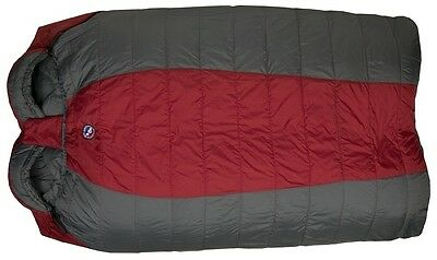 Big Agnes Cabin Creek 15* 2-Person Double Sleeping Bag