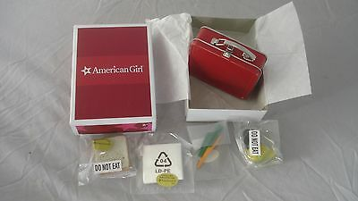 American Girl Molly's Lunchbox    Brand NEW in AG Box