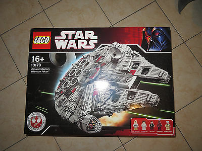 Lego Star Wars 10179 - Millenium Falcon - First edition - NEW - factory sealed