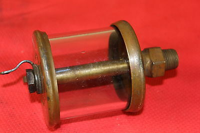 Lunkenheimer No.4  PIONEER  Brass Oiler  Parts or Repair
