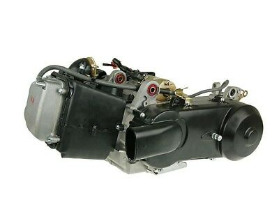 Engine 125-150cc GY6 China 4stroke short (743mm) - Baotian-BT125T-12E1 Rocky