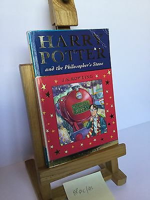Harry Potter The Philosophers Stone Book 1 First 1st Edition
