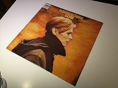 David Bowie LOW Record 33 RPM Vinyl VERY Rare UK Pressing SEE DESCRIPTION