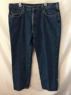 Carhartt Mens Jeans Size 40 x 30 Relaxed Fit Straight Leg NWT ...