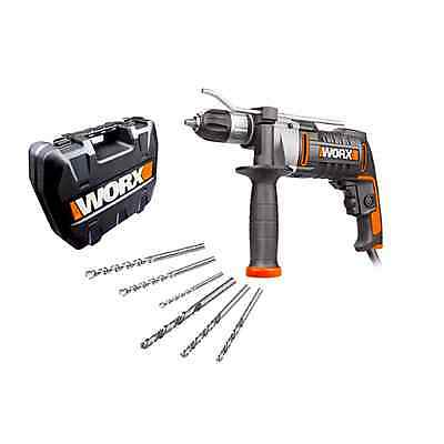 Worx WX318 13mm 810W 240V Variable Speed Impact Hammer Drill NEW 3 Year Warranty