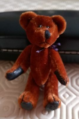 Tiny jointed Teddy