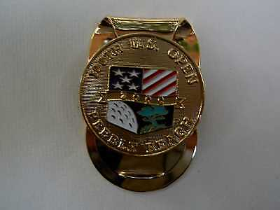 US OPEN 2000 Money Clip Pebble Beach won by Tiger Woods