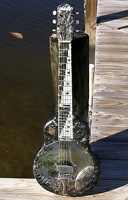 National/Valco Reso-phonic 1033 Lap Steel Guitar - 1956 – 1st year of production