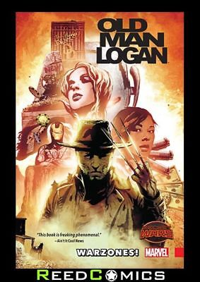 WOLVERINE OLD MAN LOGAN VOLUME 00 WARZONES GRAPHIC NOVEL New Paperback