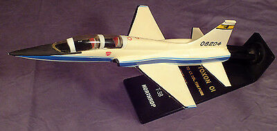 NORTHRUP T-38 Factory Model dedicated to Test Pilot from Estate