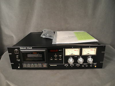 NEW IN BOX!  Vintage Tascam 112MKII 112 MKII Professional Cassette Recorder