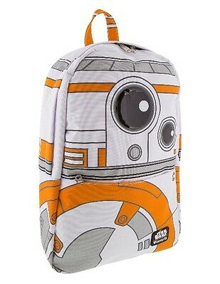 Disney Star Wars BB-8 Backpack Authentic