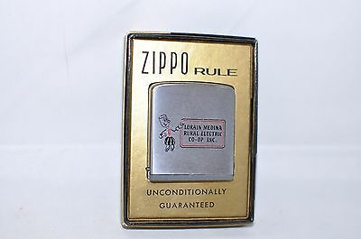 Willie Wirehand rare zippo tape measure