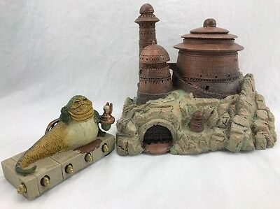 Star Wars Jabba's Palace Sculpture Hawthorne  Village Authorized by Lucasfilm™.