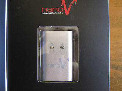 JAVS nano V Mini HiFi USB DAC and DDC for PC Mac & Windows
