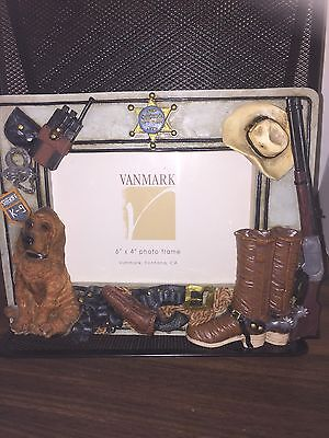 Vanmark Legends Of The Law Picture Frame