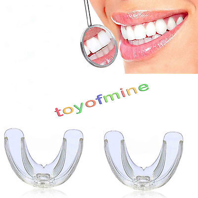 Top 2* Soft Dental Orthodontic Teeth Braces Tooth Retainer Phase I+II