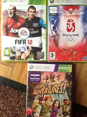 JOBLOT OF XBOX 360 Games Gears of War 2 and 3 more