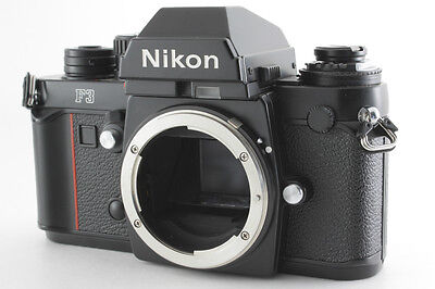 *Excellent+++* Nikon F3P Film Camera w/ F3 Eye level finder from Japan #0502