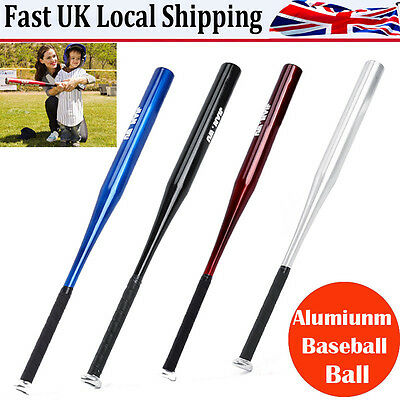 "30"" 32"" 34"" Strong Baseball Bat Lightweight Aluminium Full Size For Youth Adult"