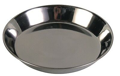 New 1 x Trixie Small Stainless Steel Bowl - Puppy Cat Bowls 0.2 l/ø 13 cm T2468