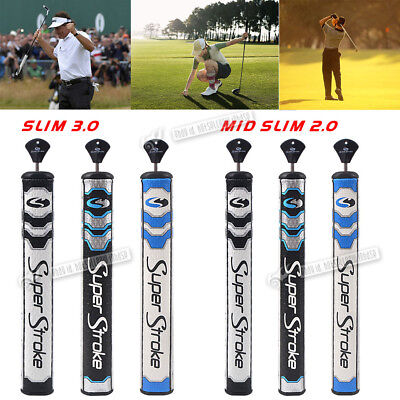 New 2017 - Super Stroke Slim 2.0 3.0 CounterCore SuperStroke Golf Putter Grip