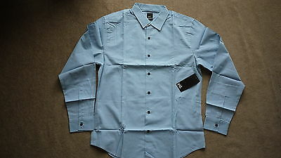 New yd mens long sleeve casual shirt size M with tags