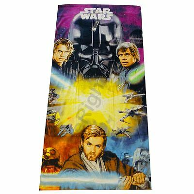Star Wars Towel New Official 100% Cotton Kids