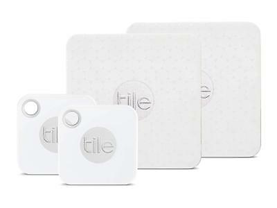 Tile Mate / Slim 3rd Gen GPS Bluetooth Mini Tracking Device for iPhone & Android