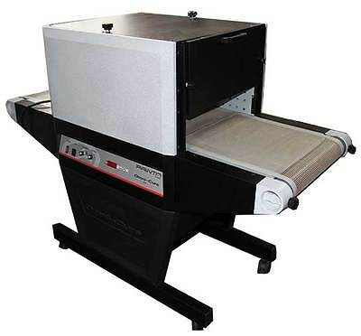 Screen or Pad Printing Infra Red Tunnel Dryer With Convection