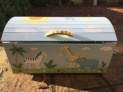 Children's Wooden Toy / Dressing Up Box