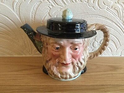 Beswick Peggotty Character Teapot 1116 - Perfect Condition