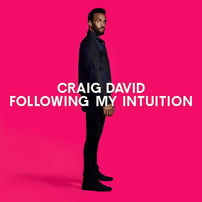 Following My Intuition - Craig David (Deluxe  Album) [CD]