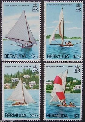 British Virgin Islands 1983 Fitted Dinghies MNH