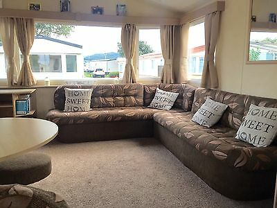 Static Caravan For Sale - Sited Ty Mawr, Towyn, North Wales