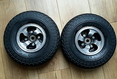 """Horizon Voyager Scooter Front Wheels Tyres 12"""""""