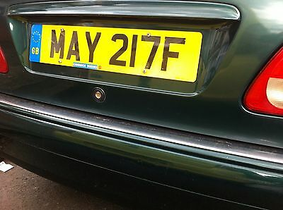 Private Cherished May Car Number Plate Name Xmas Christmas Gift