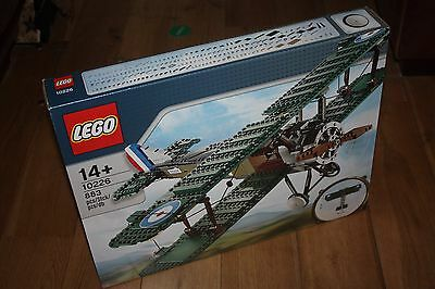 Lego Creator 10226 Sopwith Camel Biplane BRAND NEW & SEALED mint condition