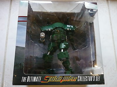 """Figurine 20 Cm Starship Troopers Collector's Set  With Marauder 8 """" With Box"""