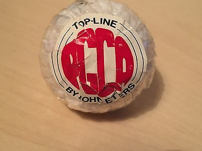 Vintage John Letters Top-Line Golf Ball - Wrapped