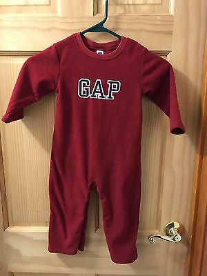 Gap boys infant/toddler one piece outfit size 18-24 months EUC