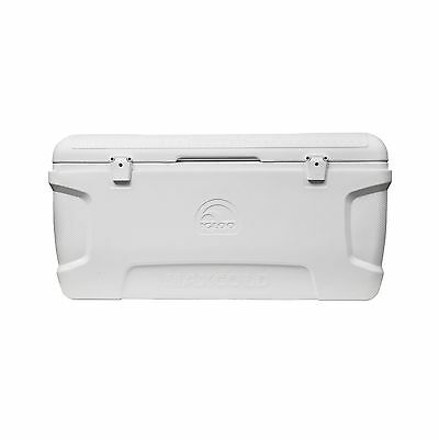 Fishing Cooler Igloo Marine Coolers 150 Qt 5 Day Ice Chests Camping Fish Drink